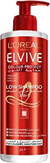 L'Oreal Paris Elvive Low Colour Protect Shampoo, 400 ml