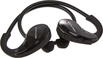 Fone de Ouvido Arco Sport Bluetooth, Multilaser, PH181, Preto