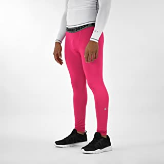 Hot Pink Ribbon Tights for Men