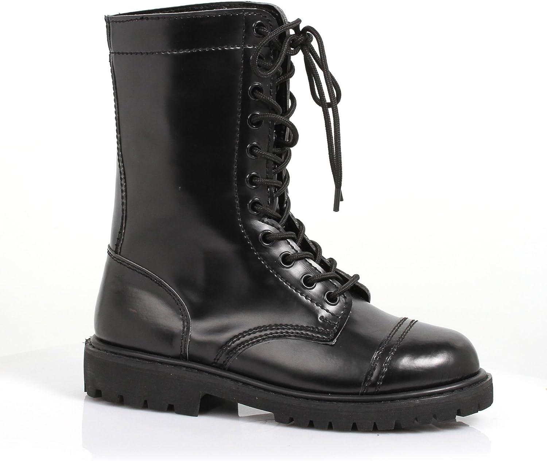 ELLIE SHOES - Women's Adult Combat Boots