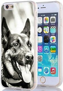 iPhone 6ケース、愛らしいビーグル子犬ケースiPhone 6sケース( TpuクリアカバーIphone 6/ 6s ) PIPI-IP6-CASE197