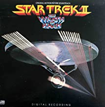 Star Trek Ii the Wrath of Khan Lp