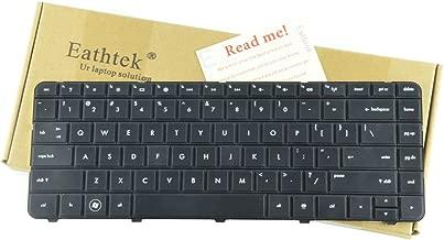 Eathtek Replacement Keyboard for HP Pavilion G4 G4-1000 G6 G6-1000 Black US Layout, Compatible Part Number 643263-001 633183-001 AER15E00010 AER15U00010 (Not fit for G4-2000 G6-2000 Series Laptop!!)