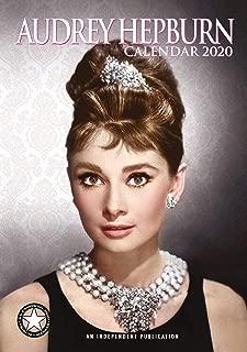 Calendario de pared Audrey Hepburn Kalender 2020, calendario tribal DIN 3