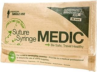 Suture Syringe Medic First Aid Kit