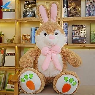 Knuffels knuffels knuffels Giant Gevulde Bunny Pluche Speelgoed Zachte Grote Dieren Konijn Doll Jumbo Geweldig Gift Pluche...