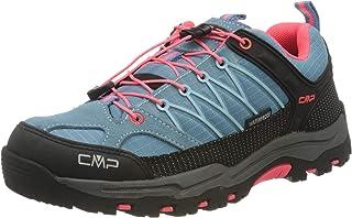 CMP Kids Rigel Low Trekking Shoe WP, Scarpe da Arrampicata Unisex-Adulto
