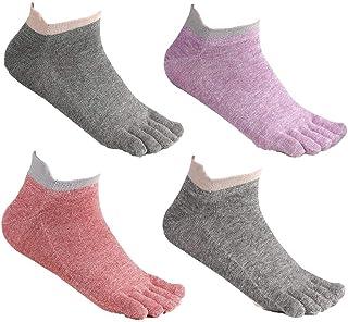 Injinji Performance Halloween Run Toe Socks No Show Lightweight Five Finger Fitness, Running & Yoga