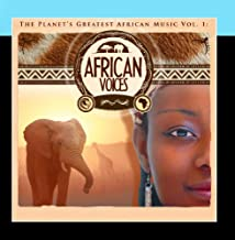 The Planet's Greatest African Music, Vol.1: African Voices