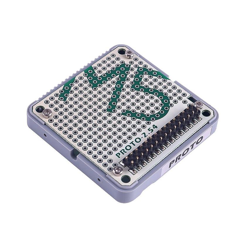 耐えられない猛烈な追い越すWINGONEER ? m5stack esp32開発ボード公式Stock Offer ProtoモジュールProtoボード拡張子のバスソケットfor Arduino esp32開発キットm5stack