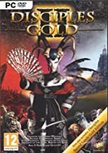Disciples 2 Gold (Windows DVD) Disciples 2 Dark Prophecy, Guardians of the Light, Servants of the Dark, Rise of the Elves, 5 New Bonus Quests!!! – AND includes Disciples Sacred Lands Gold Edition