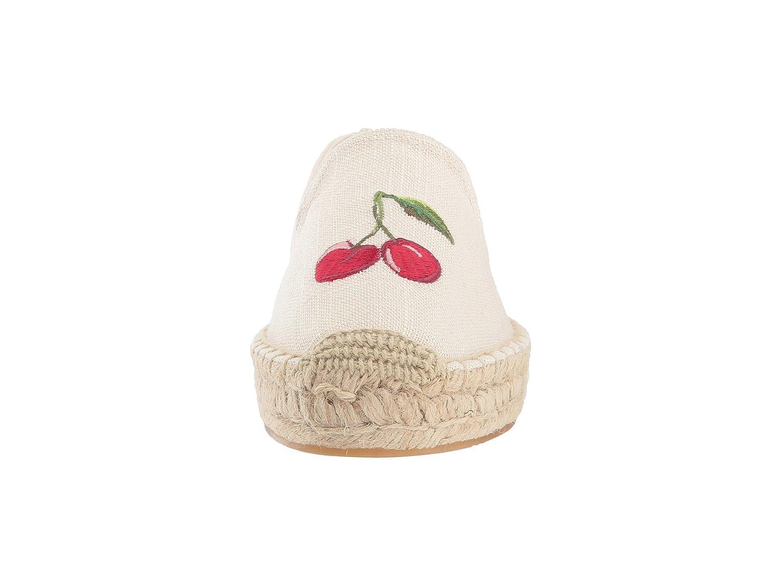 Soludos Soludos Soludos Cherries Smoking Slipper 92a211