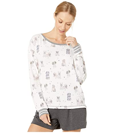 P.J. Salvage Pawfection Sweater (Ivory) Women