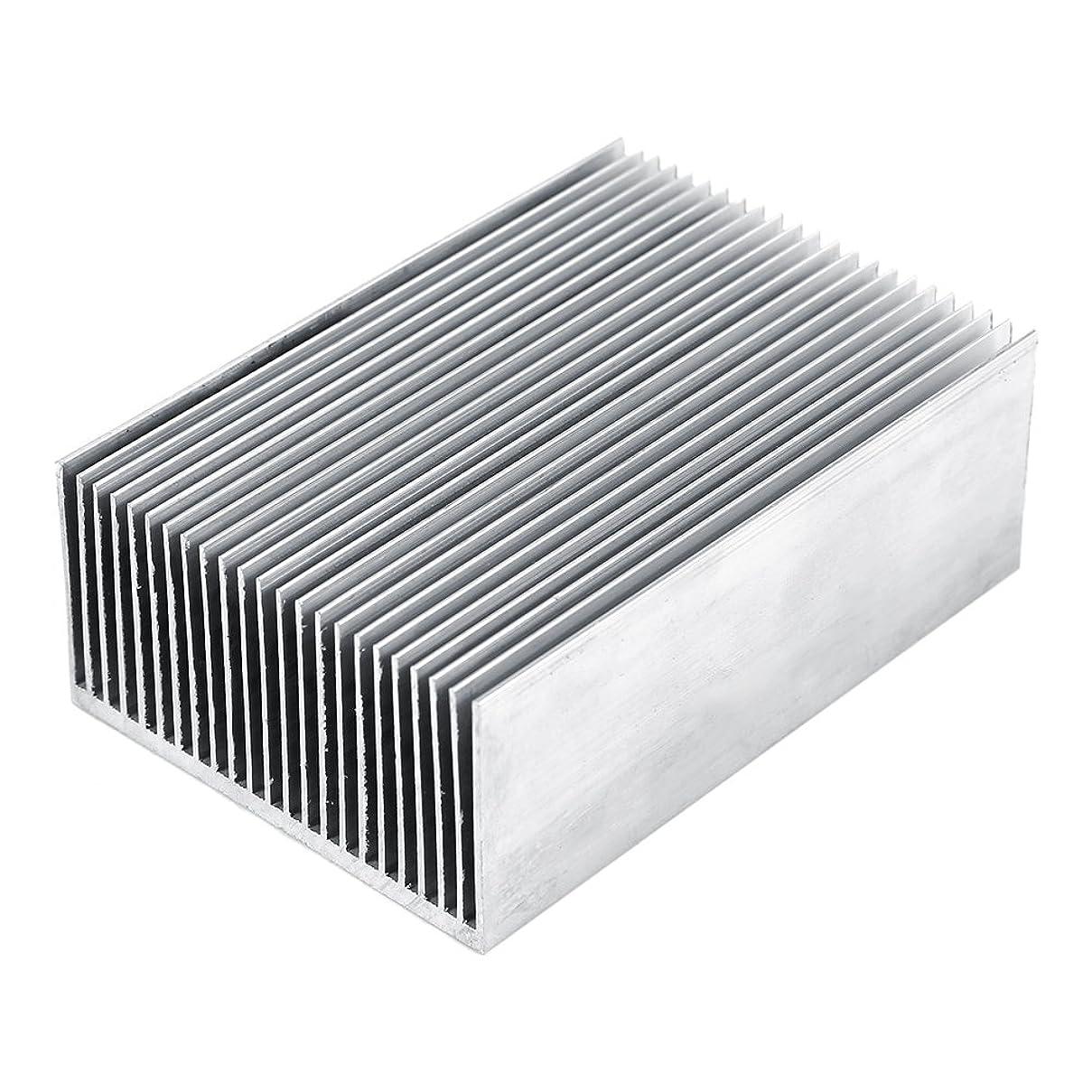 Aluminum Heat Sink Heatsink,Cooler Cooling for Led Amplifier Transistor IC Module 3.93