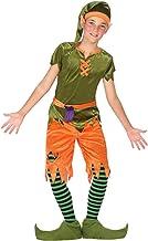 Atosa-56915 Disfraz Duende, Color Verde, 10 a 12 años (