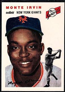 Baseball MLB 1994 Topps Archives 1954#3 Monte Irvin #3 NM NY Giants