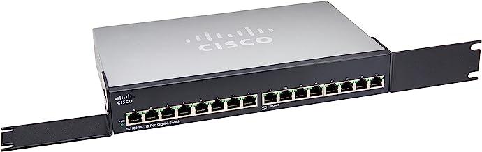 Cisco Small Business 16-Port Gigabit Switch with QOS SG100-16 (SR2016T-NA)