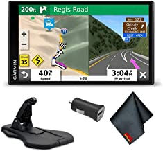 Garmin RV 780 GPS Navigator with Traffic Bundle with Garmin Portable Friction Dashboard Mount and More