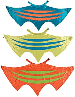 Fun Express Dinosaur Pterodactyl Wings (Set of 3 for Kids) Costume Apparel Accessories