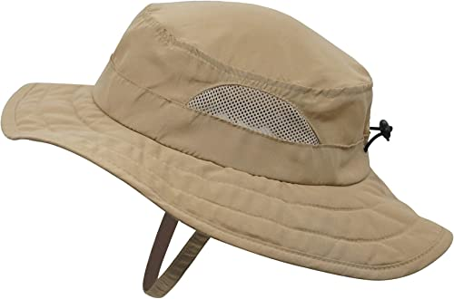 Connectyle Kids UPF 50+ Bucket Sun Hat UV Sun Protection Hats Summer Play Hat