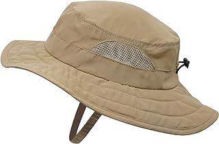 بچه های Connectyle UPF 50+ سطل Sun Hat UV حفاظت از خورشید کلاه تابستان بازی کلاه