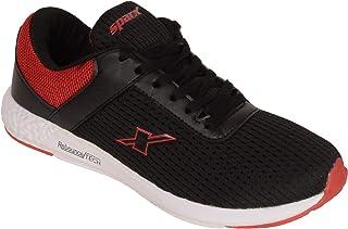 SPARX Men Black Red Running Sports Shoes