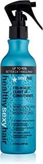SEXYHAIR Healthy Tri-Wheat Leave In Conditioner 8.5 Fl Oz
