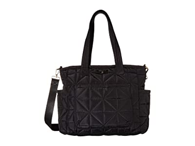 TWELVElittle Carry Love Tote (Black) Diaper Bags