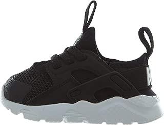 Huarache Run Ultra Toddler's Shoes Black/White 859594-002