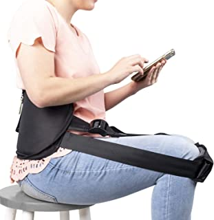 Lower Back Support Posture Corrector, Pain Relief Product for Men and Women