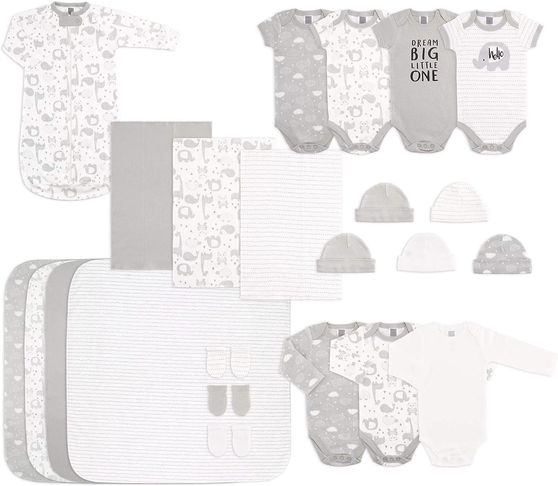 The Peanutshell Max 79% OFF Newborn Essentials NEW Layette for Boy Baby Gift Set
