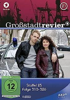Großstadtrevier 21 - Folge 310-326