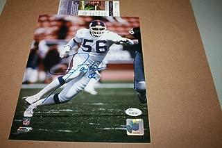 Ny Giants Lawrence Taylor 56 Autographed Signed Memorabilia 8x10 Photo HOF 1999 JSA