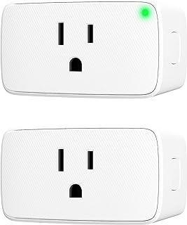 VOCOlinc Smart Plug, Wi-Fi Mini Outlet Socket, Works with HomeKit (iOS12