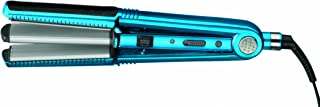 Conair S6B You Crimp or Straight Styler, Blue