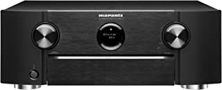 Marantz SR6010 7.2 Channel Full 4K Ultra HD AV Surround Receiver with Bluetooth and Wi-Fi