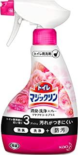 Magiclean Daily Care Toilet Foam Spray Elegant Rose, Pink, 380ml
