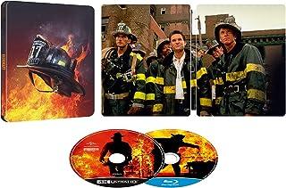 【Amazon.co.jp限定】バックドラフト 30周年記念 4K Ultra HD+ブルーレイ スチールブック仕様[4K ULTRA HD + Blu-ray]