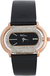 Charisma Casual Watch for WomenLeather Band, Analog, C5631