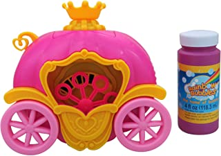 Best princess carriage bubble machine Reviews