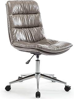 IntimaTe WM Heart Chaise de Bureau, Tabouret de Travail Confortable, Siège de Bureau Pivotant, Fauteuil de Bureau sans Acc...