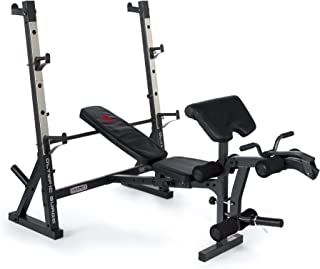 Marcy Olympic Weight Bench for Full-Body Workout