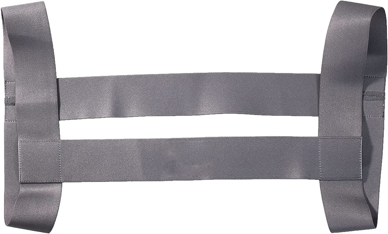 Loloda Men's Strong Nylon Body Chest Harness Belt Shoulder Support Suspender Strap Club Wear Costumes