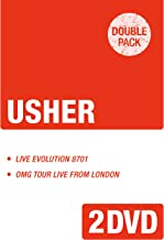 Usher - Live In Florida 2002 Omg Tour (2DVDS) [Japan DVD] YMBA-10563
