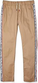 Tommy Hilfiger Pantalon Tape Chino Beige Niño