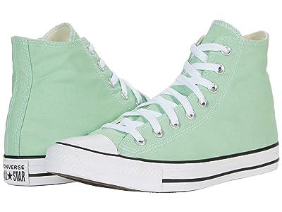 Converse Chuck Taylor All Star Seasonal Color Hi (Ceramic Green) Lace up casual Shoes