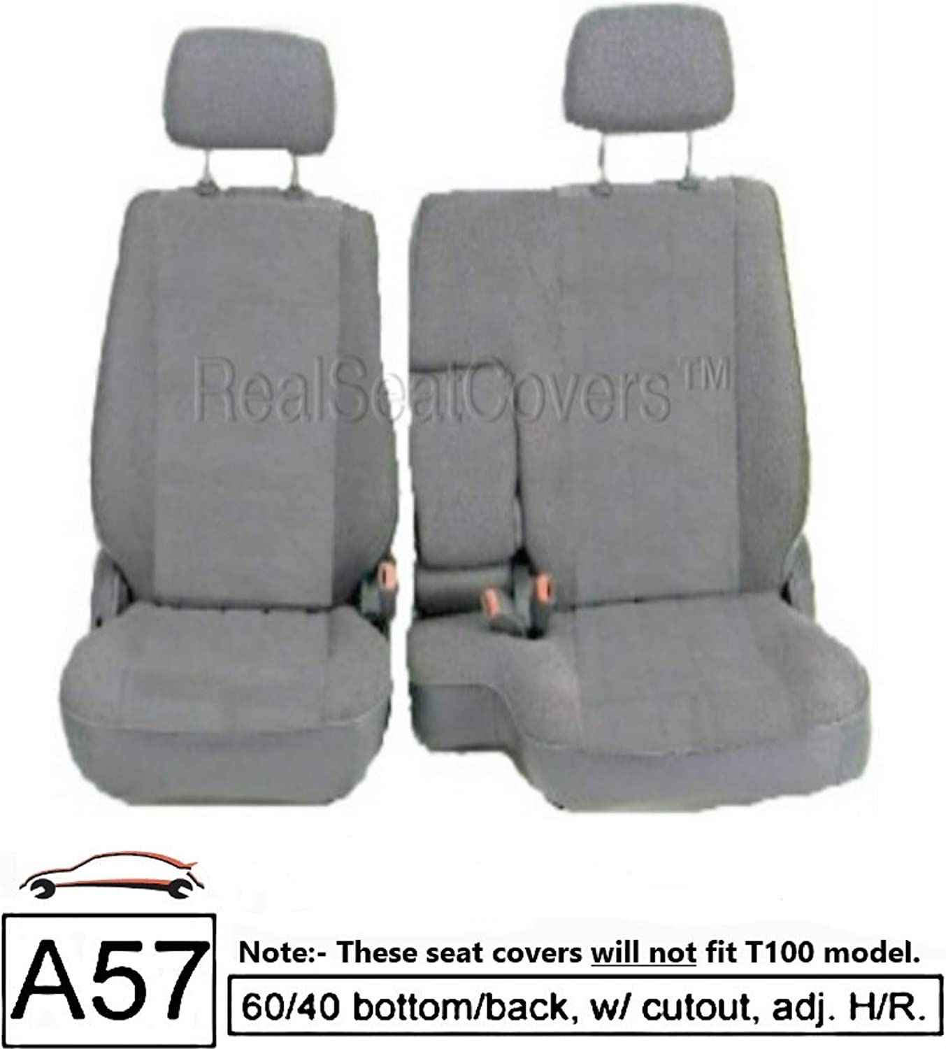 RealSeatCovers for 1990-1995 A surprise price is realized Front 60 Split 40 Premium Mail order Bench Reg
