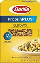 Barilla ProteinPlus Multigrain Pasta, Elbows, 14.5 Ounce (Pack of 8), (Packaging may vary)