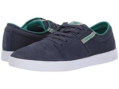 Supra Stacks II (Navy/Stone/White) Men