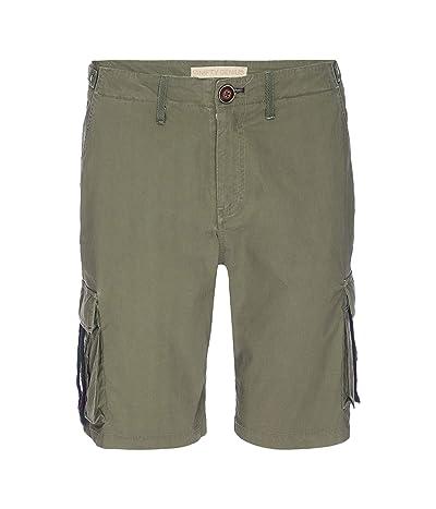 Nifty Genius Cargo Shorts (Olive) Men